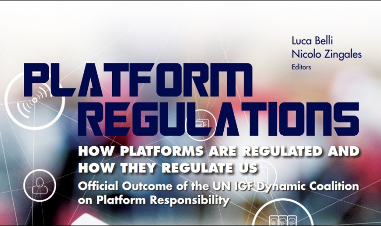 This book is the Official 2017 Outcome of the UN IGF Dynamic Coalition on Platform Responsibility (DCPR), which is a multistakeholder group fostering a cooperative analysis of online platforms' responsibility to respect human rights, while putting forward solutions to protect platform-users' rights.